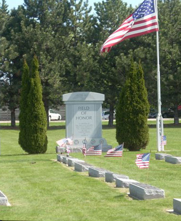 Veterans Field of Honor