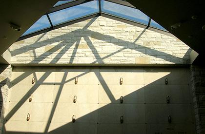mausoluem sanctuary of light