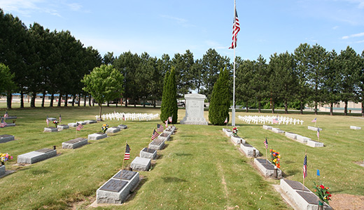 Veteran burials