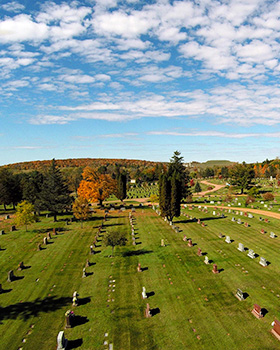 cremations burial cemetery